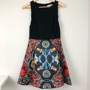 Alive + Olivia Pattern Dress